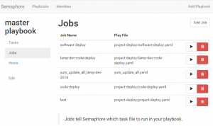 DevOps Automation – Ansible+Semaphore is Indispensable